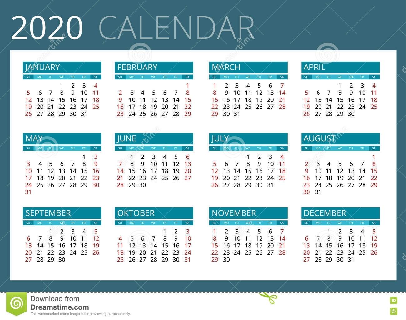 Calendario 2020 Download - Calendario 2019
