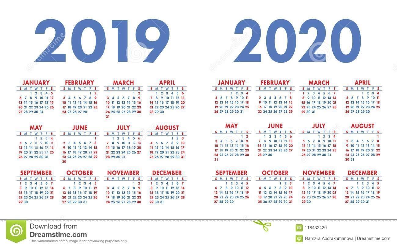 Calendario 2020 En Espanol - Fora.educateidaho