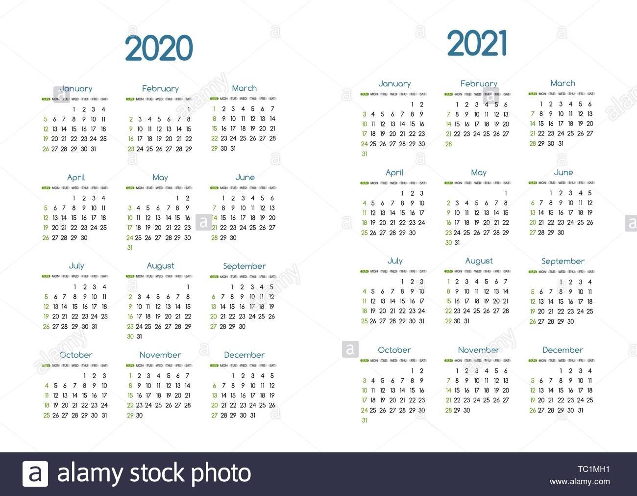 Calendario Juliano 2020 - Fora.educateidaho