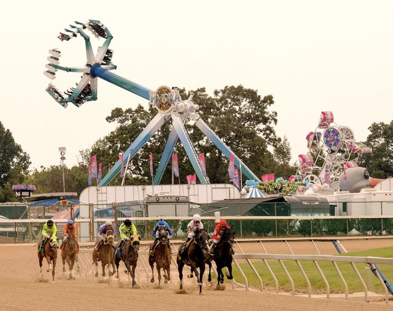 Can't-Miss Attractions At The Maryland State Fair
