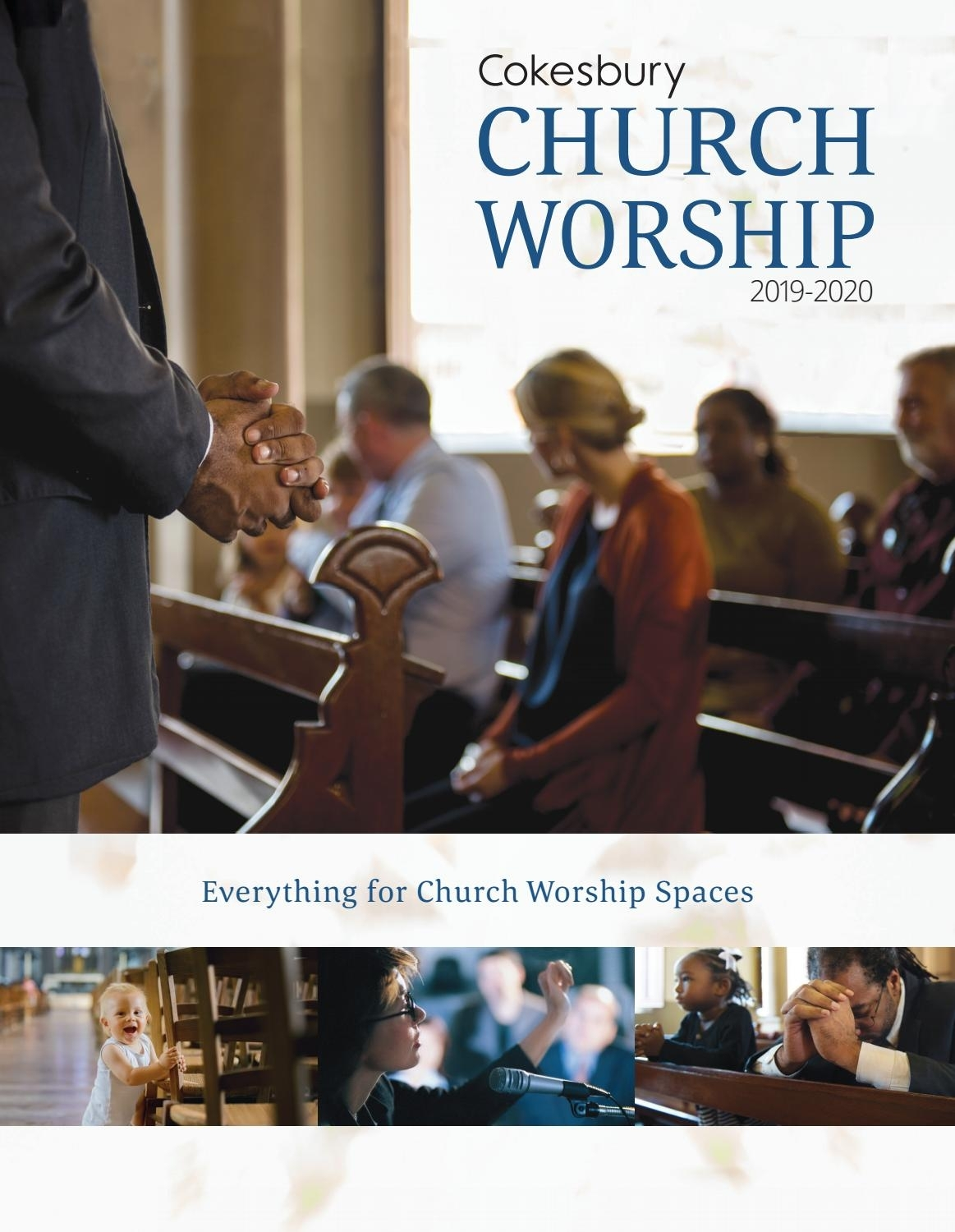 Cokesbury Church Worhip 2019-2020 By United Methodist