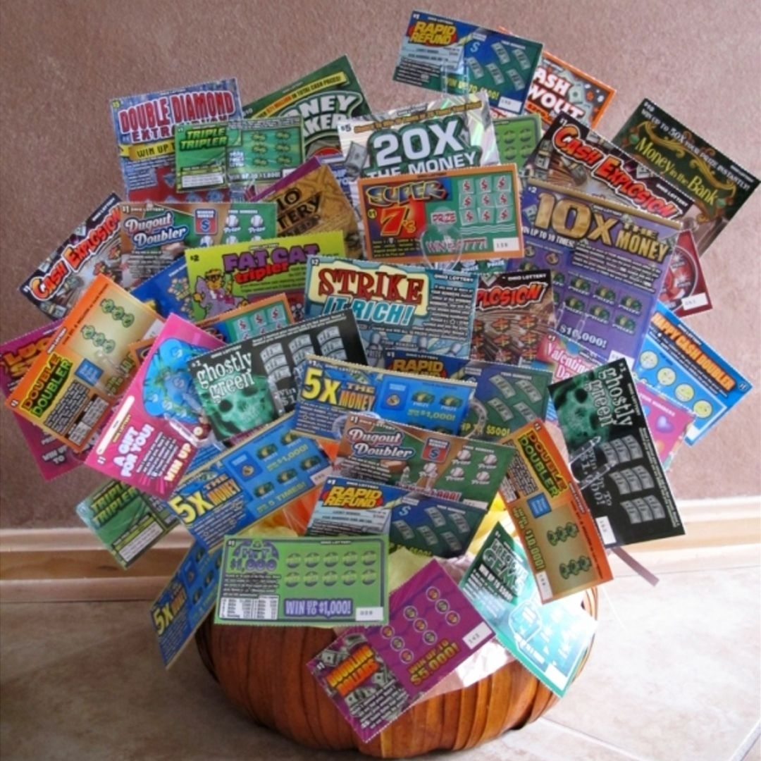 Creative Raffle Basket Ideas For A Charity, School Or