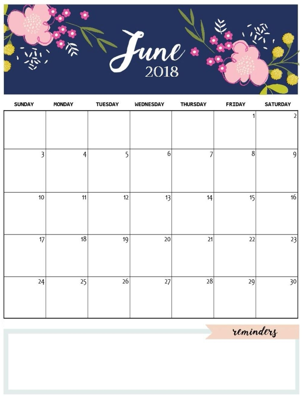 Cute And Crafty Monthly 2018 Calendar (With Images)   2018