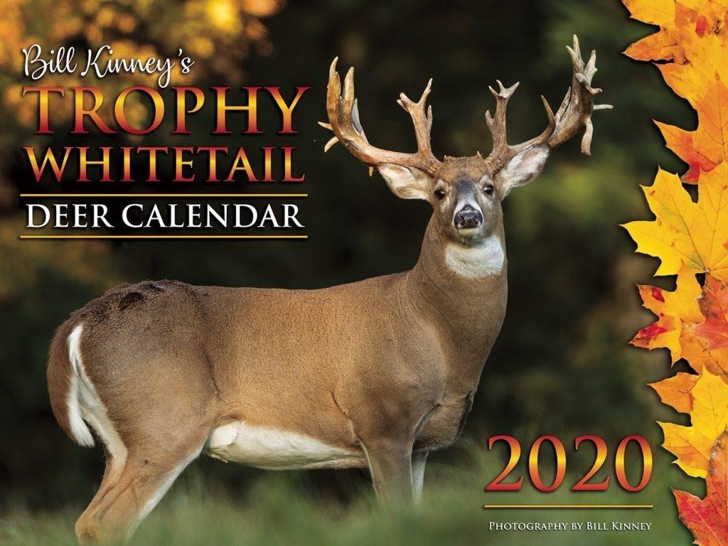 Deer Calendar - Billkinney %