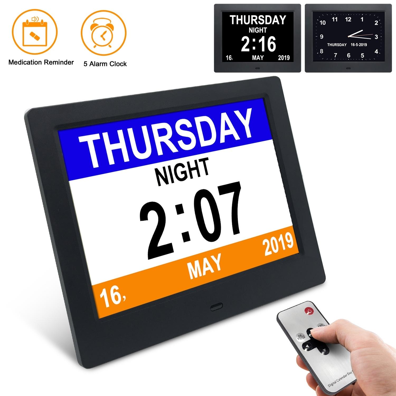 Dementia Alarm Clock Alzheimers Clock | | Ssa