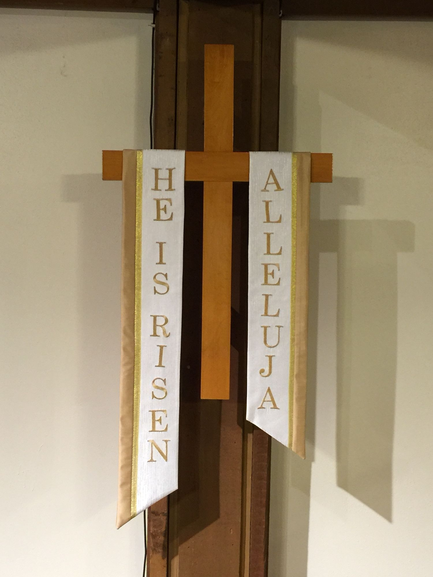 Easter Sunday 2015 At Berkeley United Methodist Church In