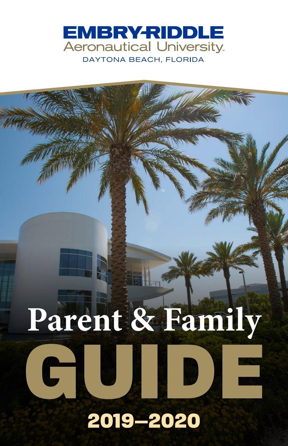Embry-Riddle Aeronautical University Parent & Family Guide