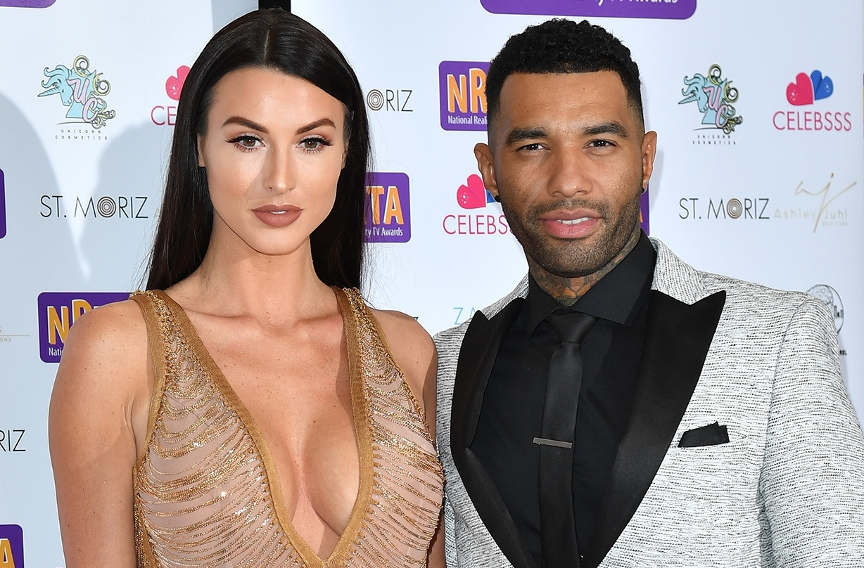 Footballer Jermaine Pennant Splits From Wife Alice Goodwin