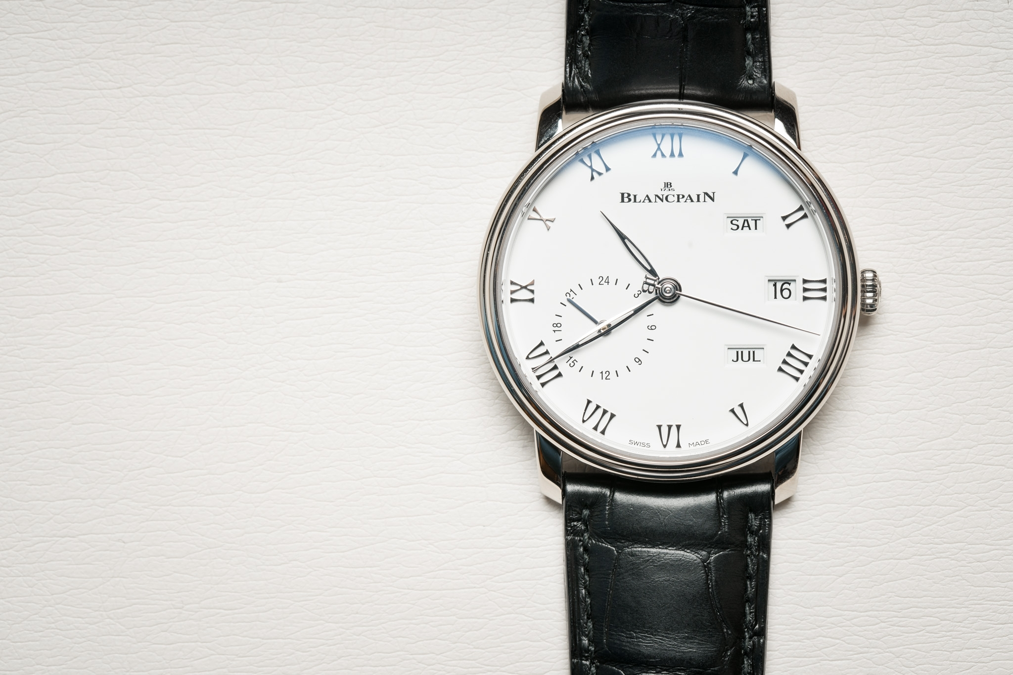 Four Complicated Yet Understated Watches