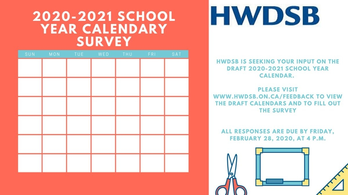 "Hwdsb On Twitter: ""we Are Looking For Input Into Our Draft"