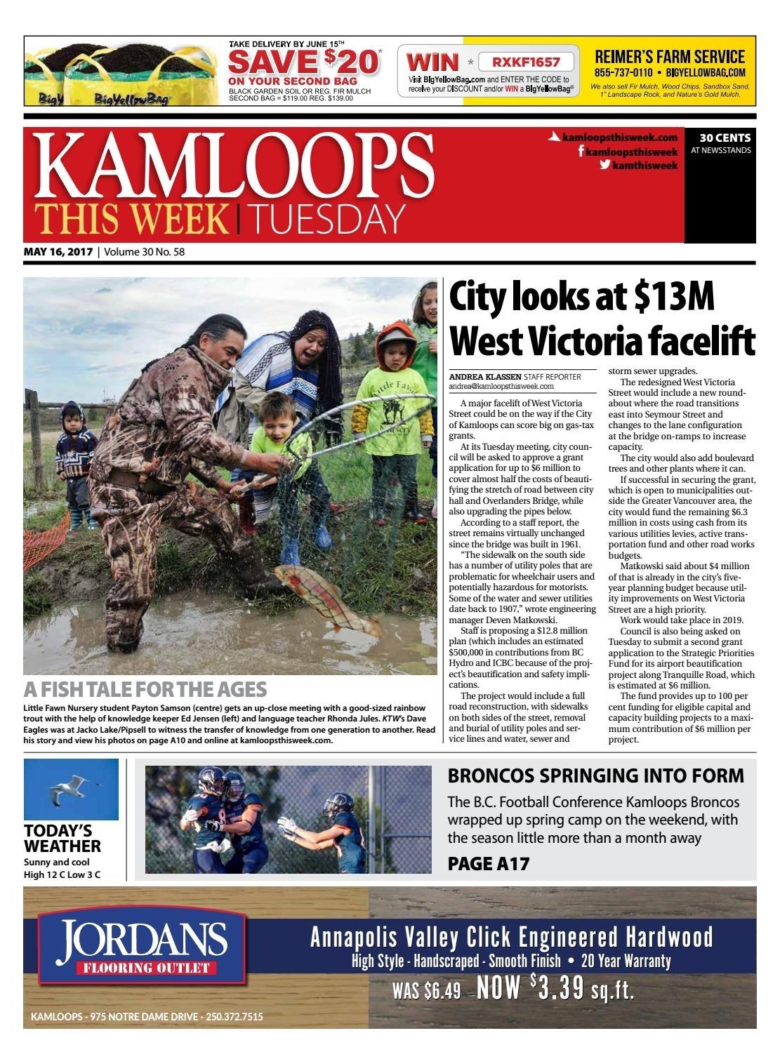 Kamloops This Week May 16, 2017 By Kamloopsthisweek - Issuu
