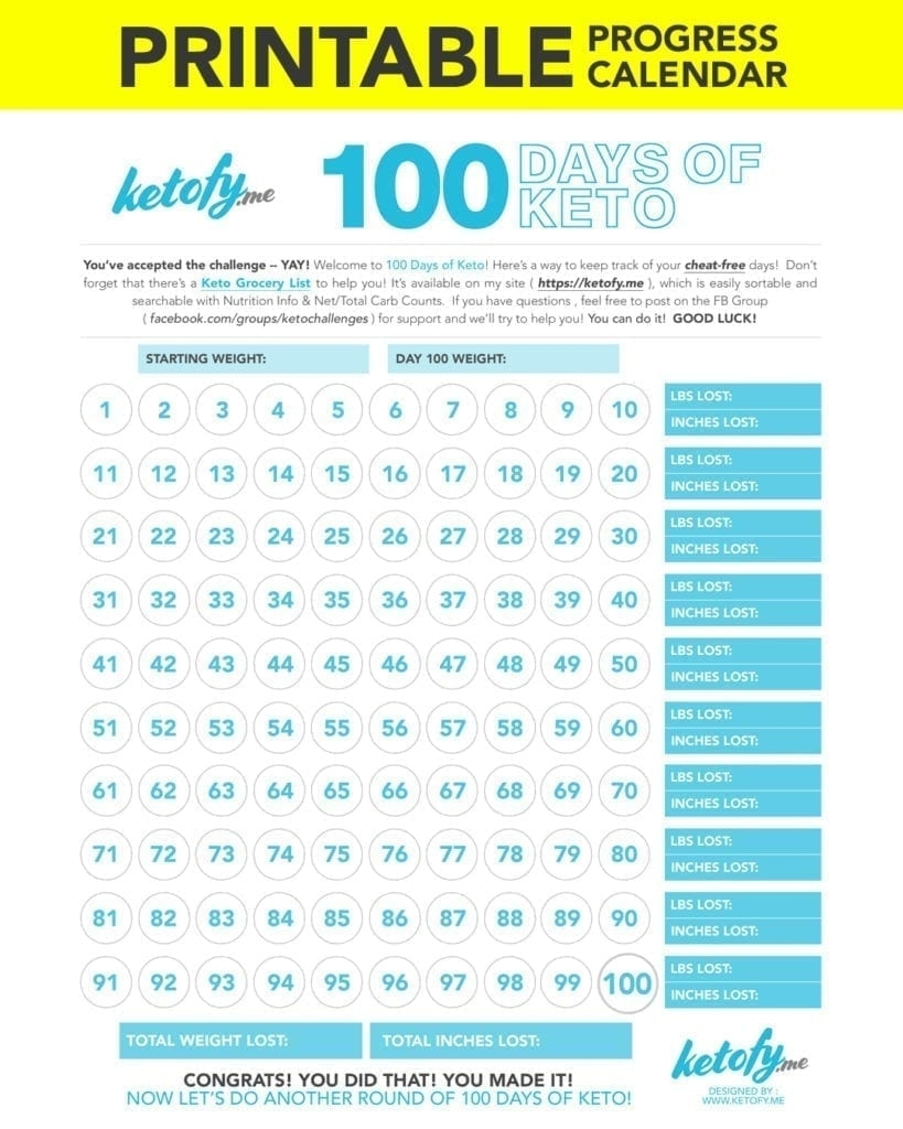 Keto ~ Fy Me | Cut Carbs, Not Flavor! • 100 Days Of Keto