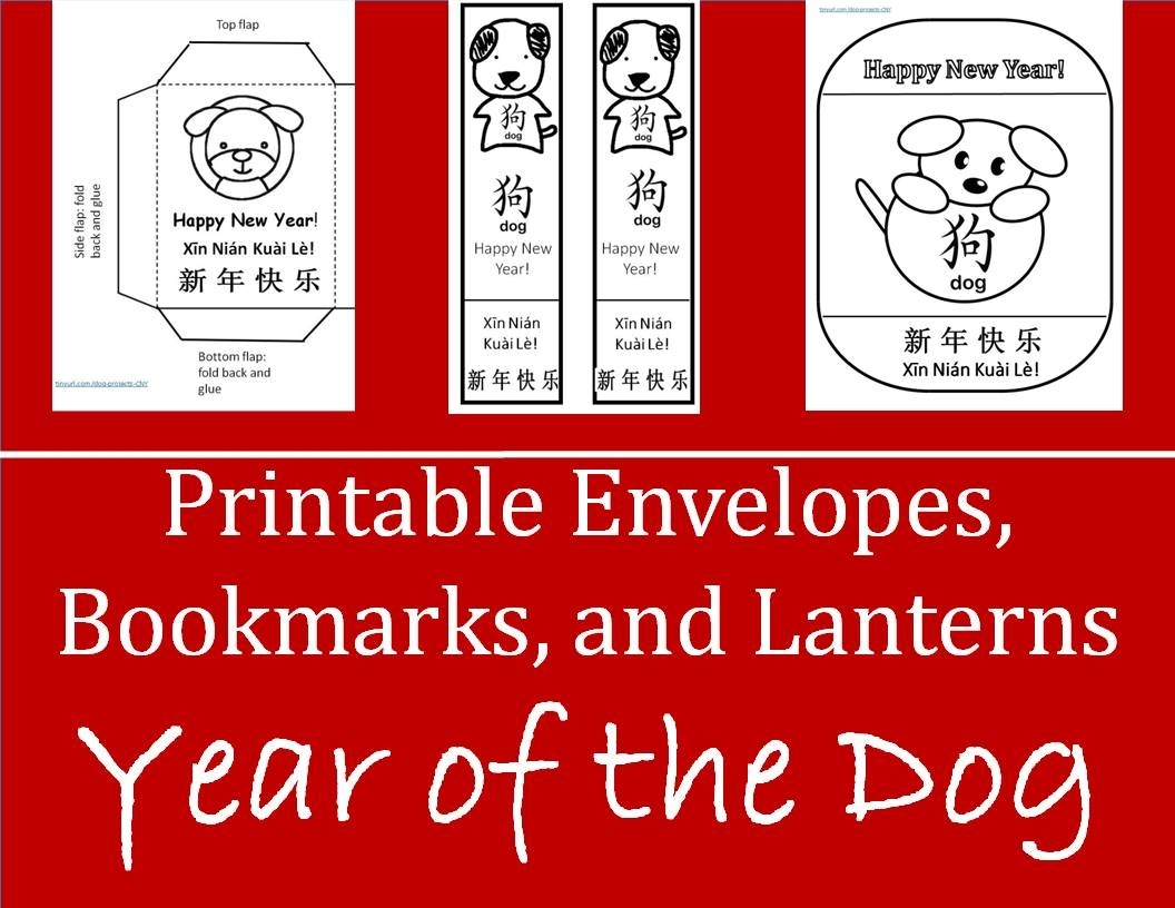 Kid Crafts For Chinese New Year: Year Of The Dog | Holidappy