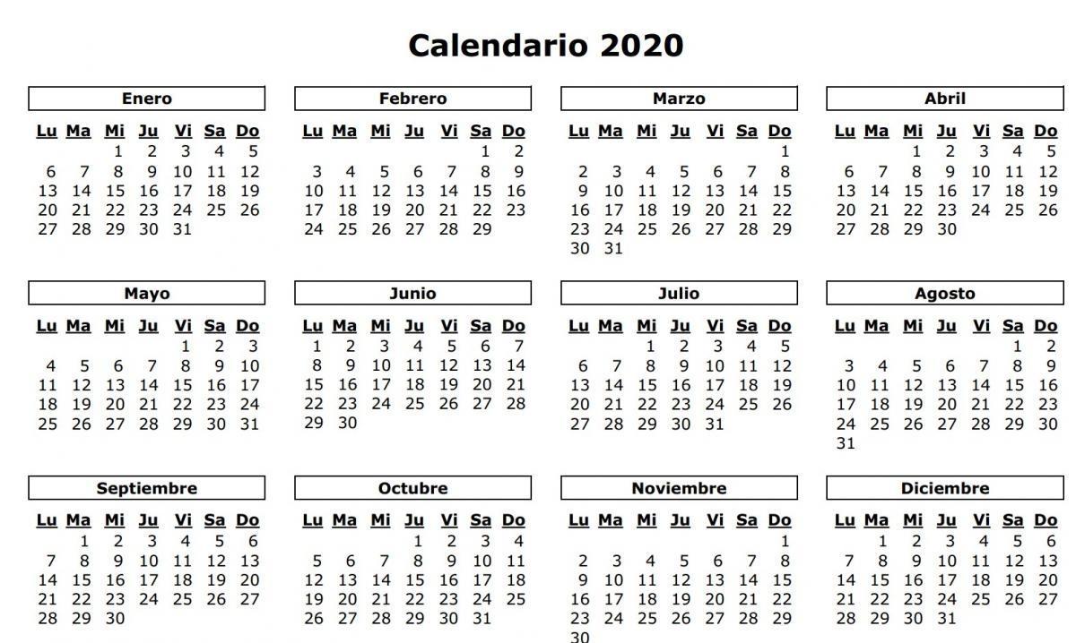 La Dga Fija Los 12 Festivos Laborales Del Año 2020