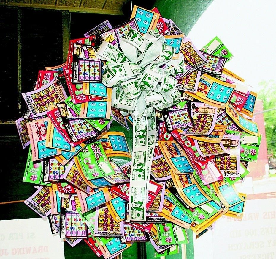 Lottery Ticket Fundraiser