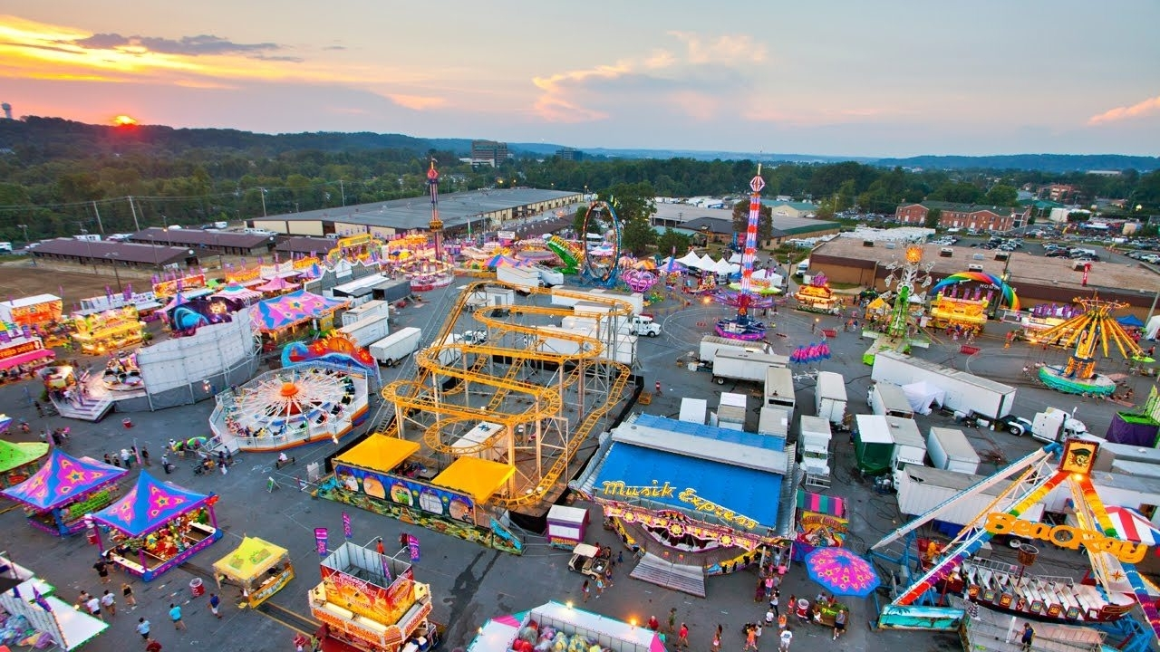 Maryland State Fair Turns 135 With Old Traditions And New Ideas