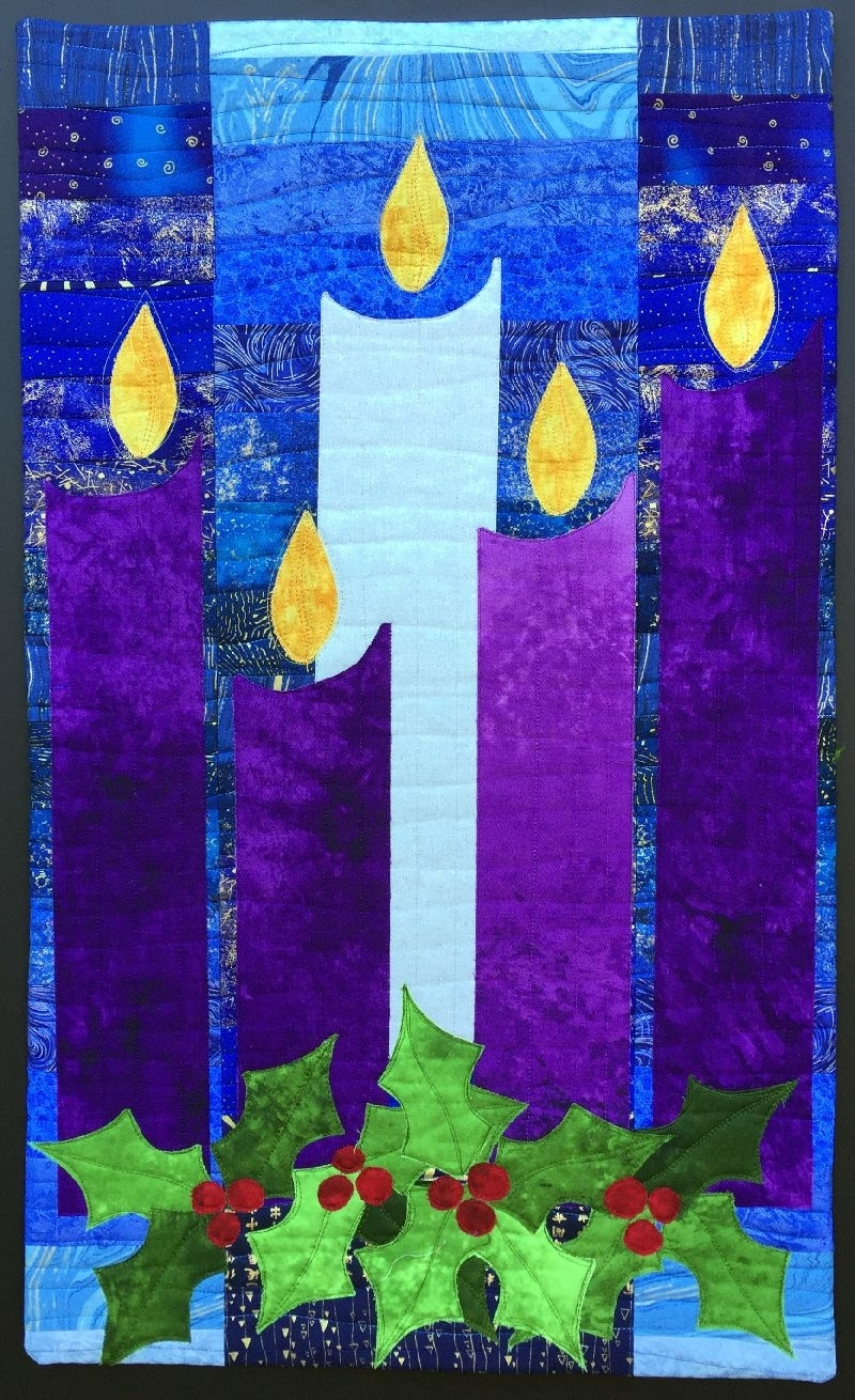 """Prepare For The King"""" By Lisa Ellis - Worship Quilts (With"""