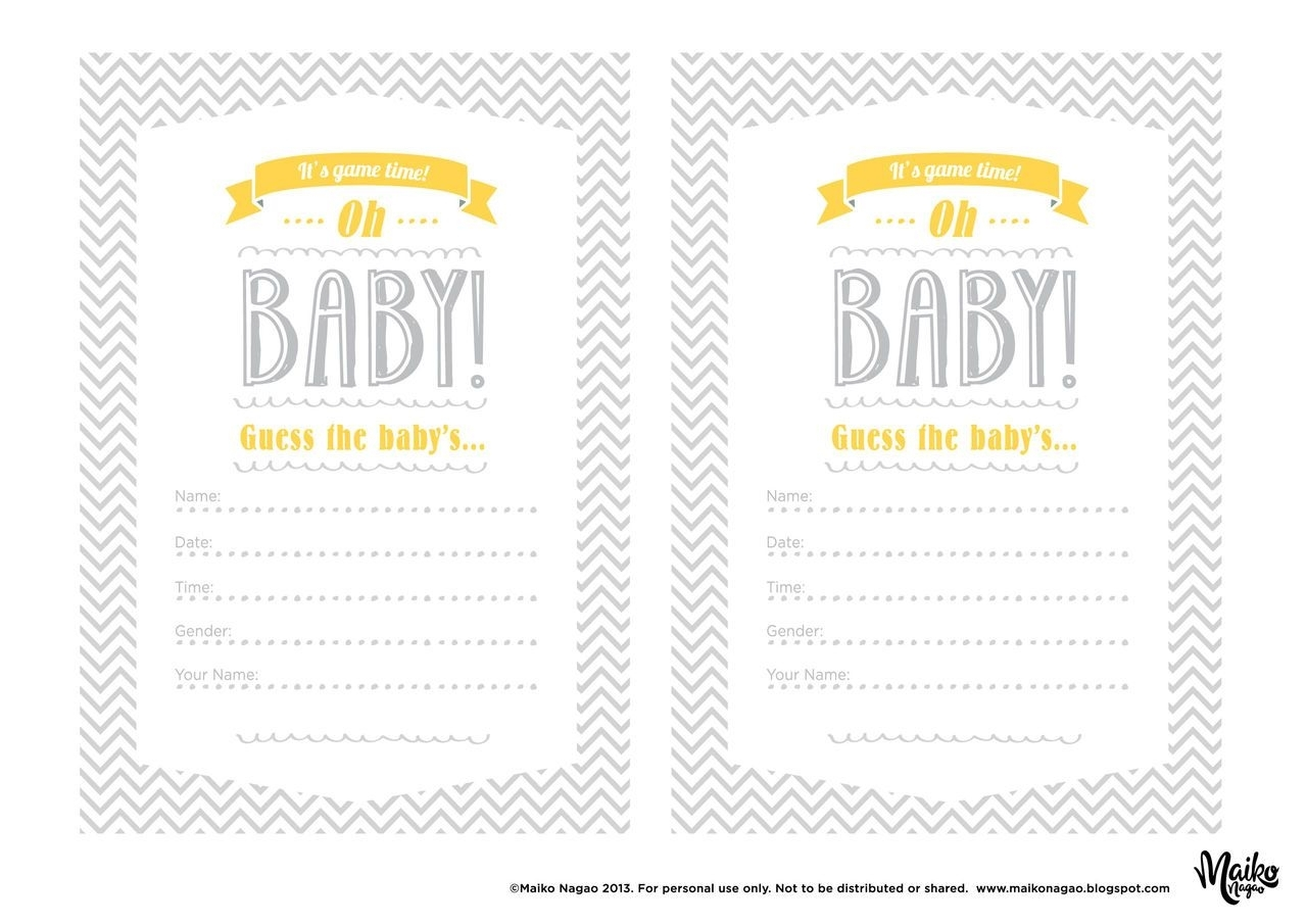 Printable Baby Shower Children Shower Photo Booth Props Diy