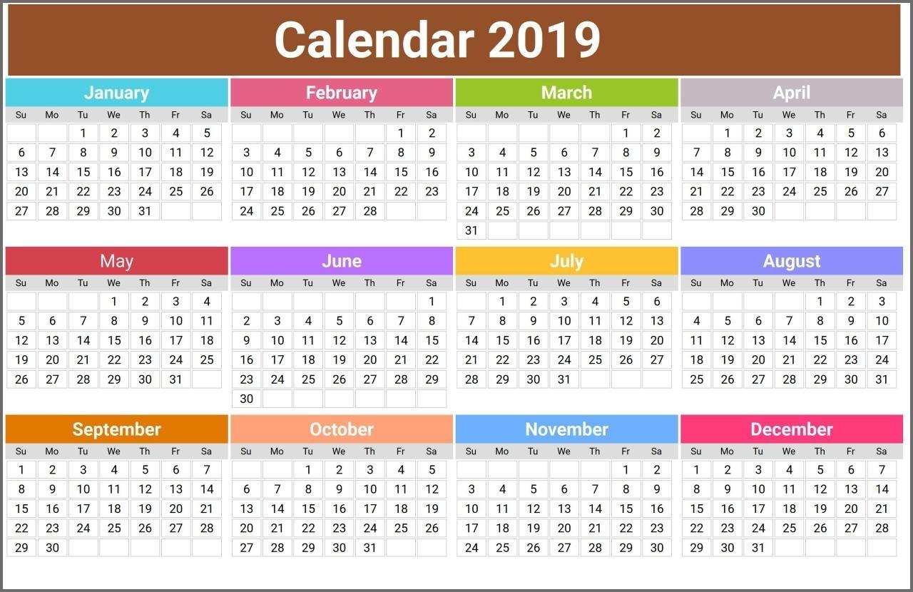 Printable Calendar Shop