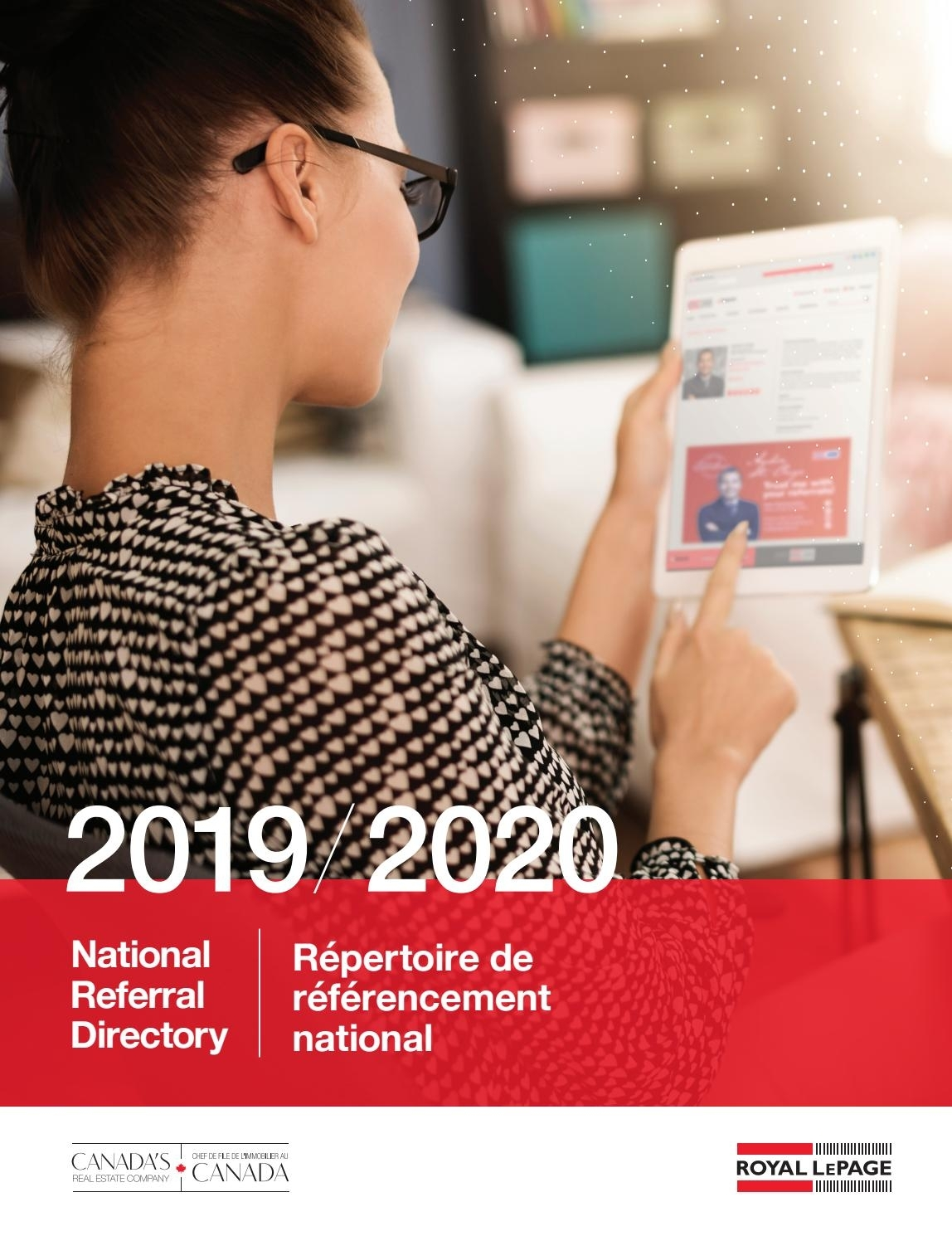 Royal Lepage National Referral Directory 2019-2020 By Royal