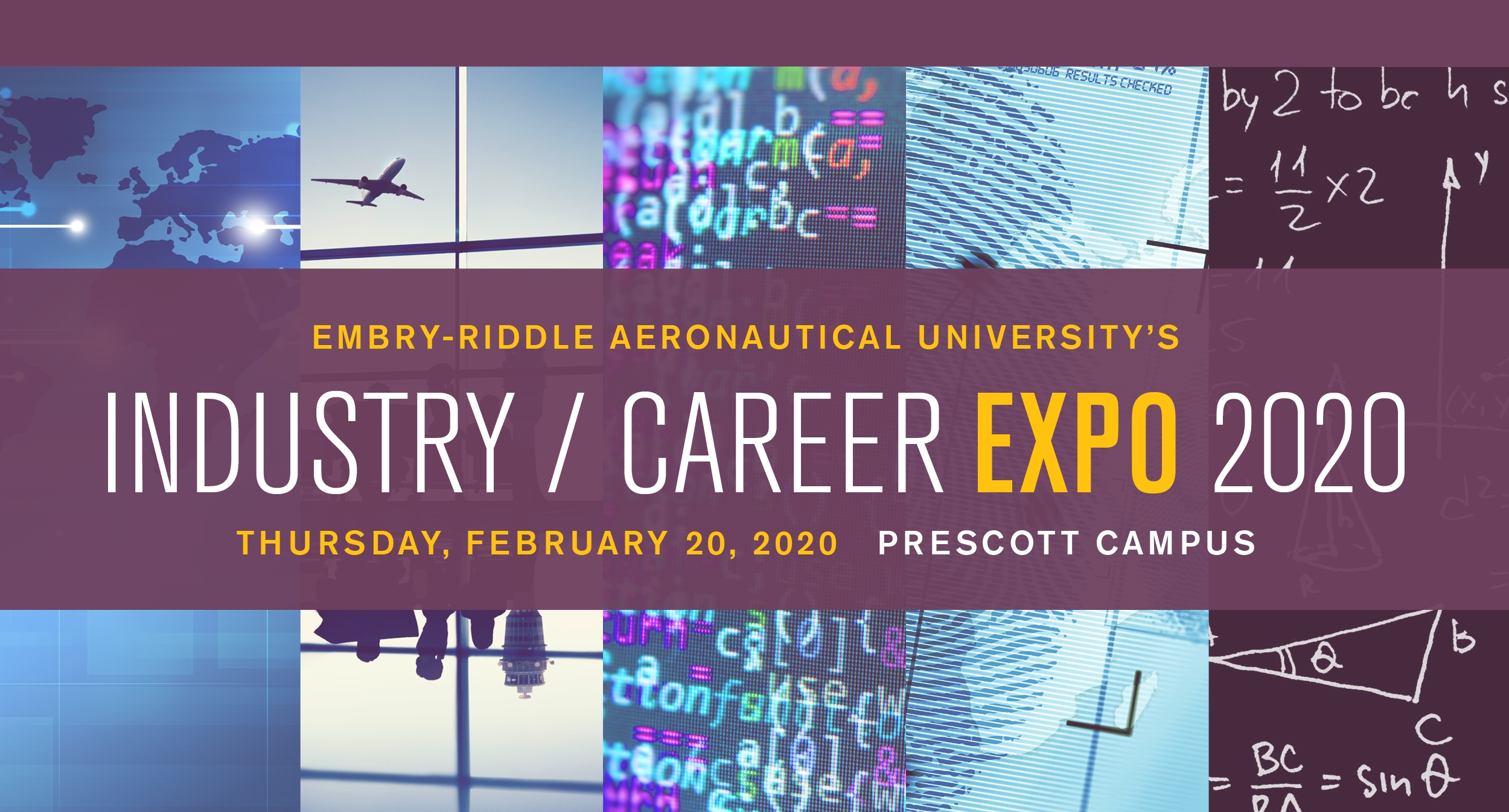 Spring 2020 Expos: Save The Dates - Career Services | Embry