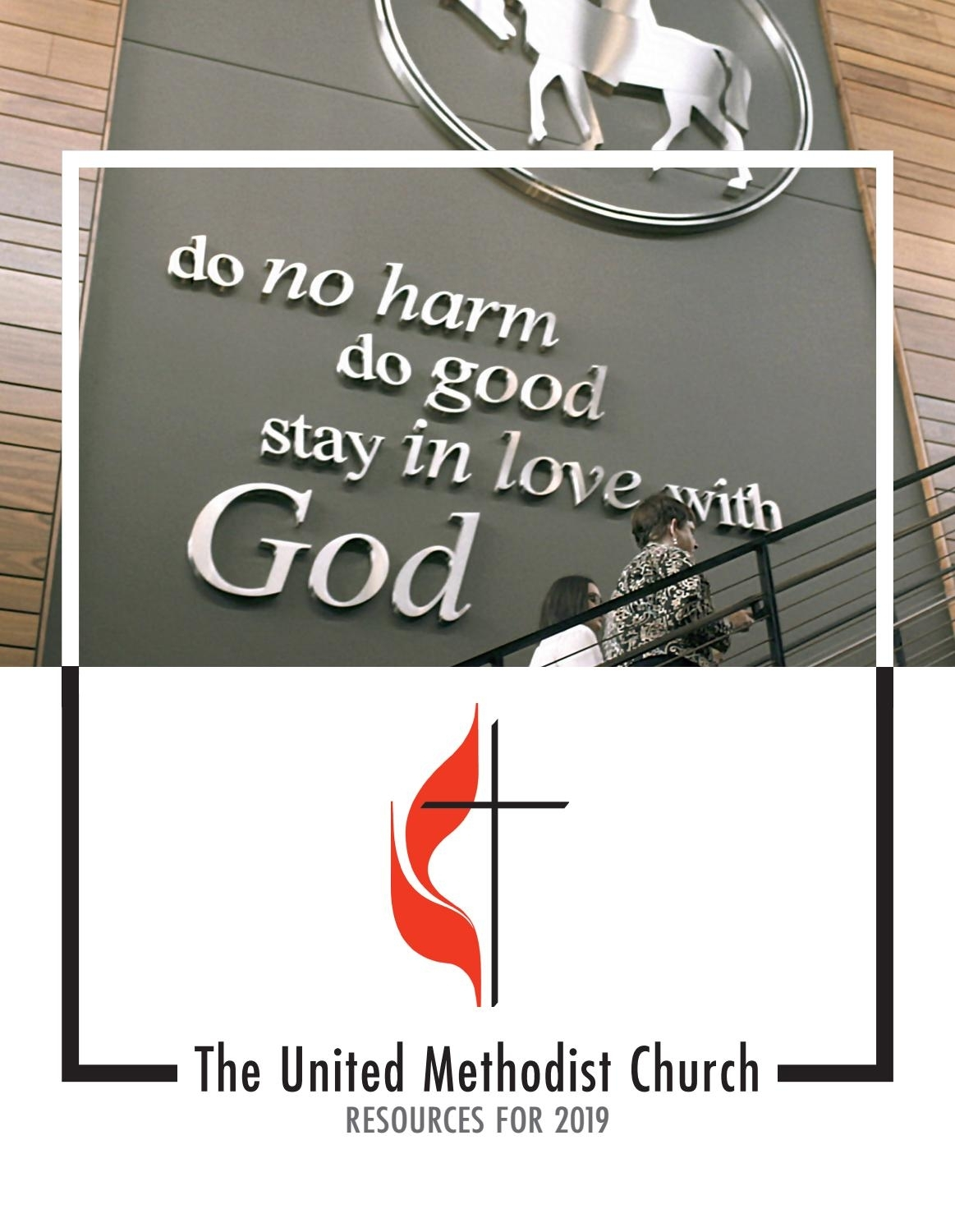 The United Methodist Church Resources For 2019 Catalog By