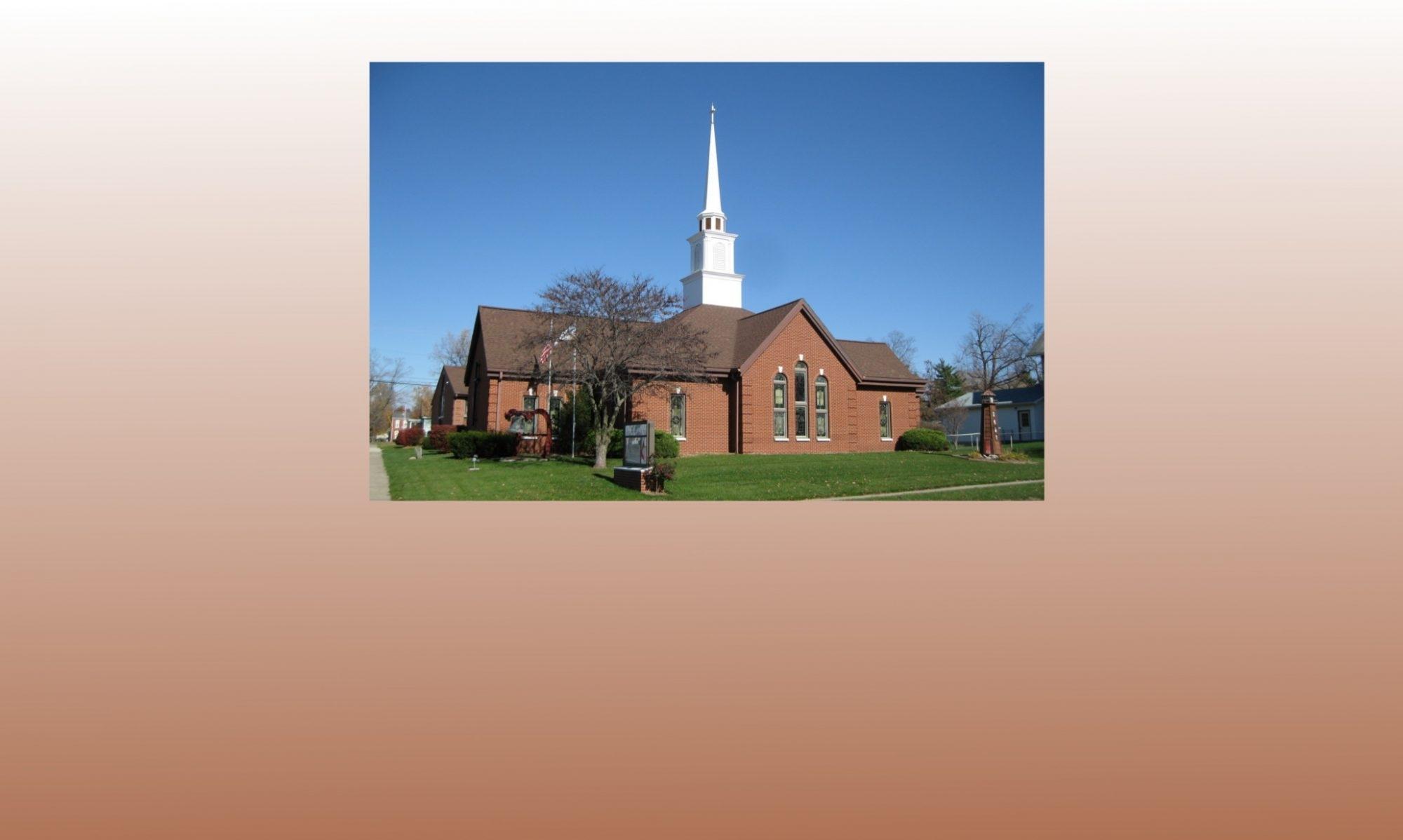 United Methodist Church Winchester, Illinois – A Lighthouse