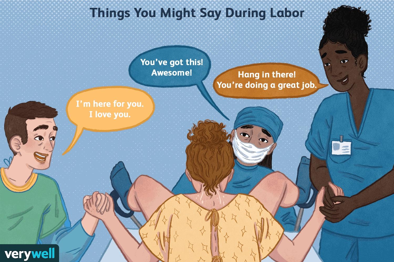 Words Of Encouragement For Laboring Women