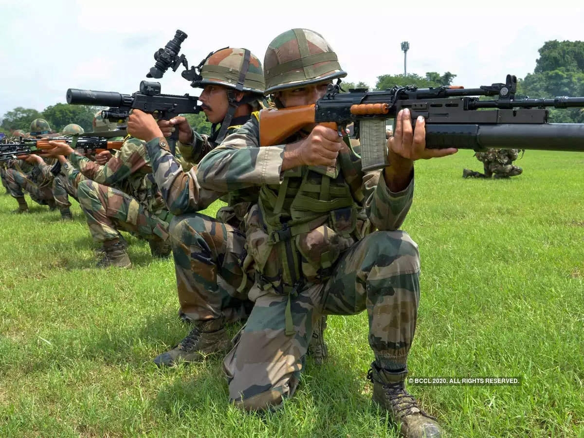 Indian Army: In A First, India To Host Part Of International