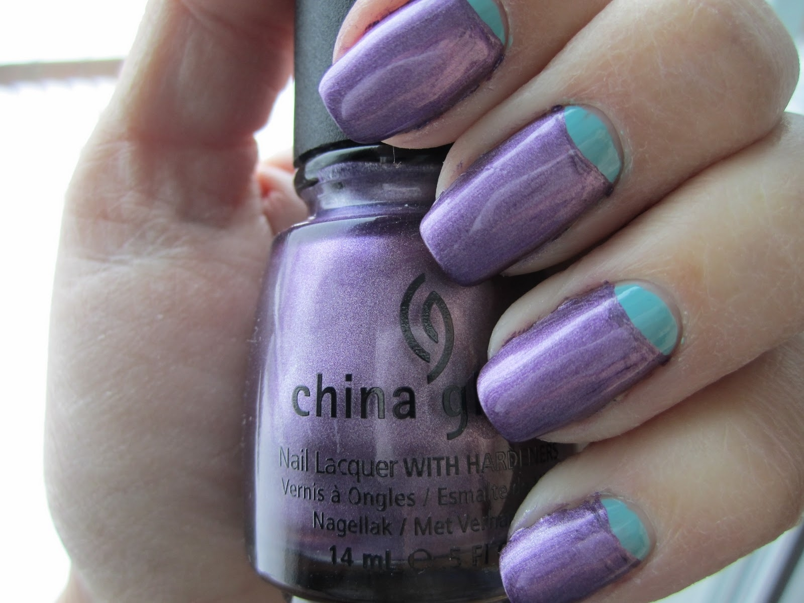 Colorsplash Nails: January 2012
