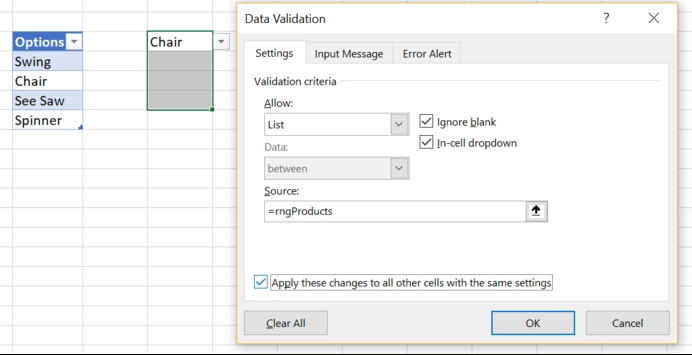 Excel Tip. Automatically Add New Items To Drop Down Lists - How To Excel At Excel