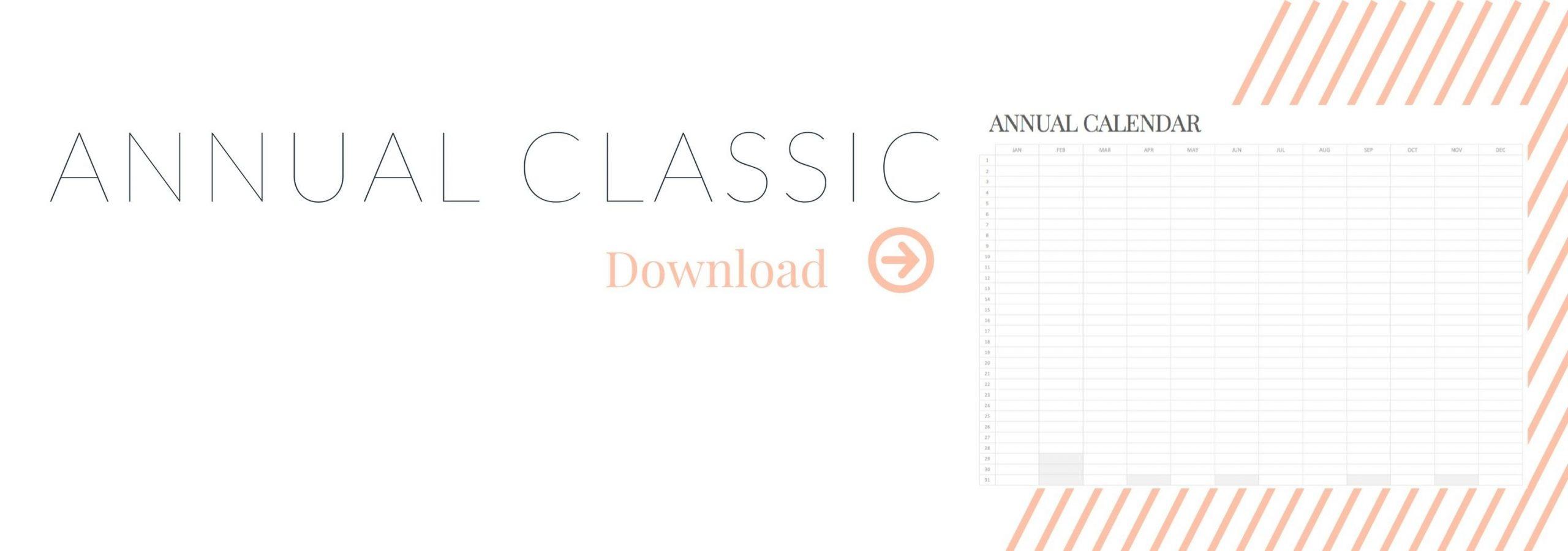 Free 2019 Printable Calendar (Minimalist Style | Calendar, Life Organization, Digital Marketing