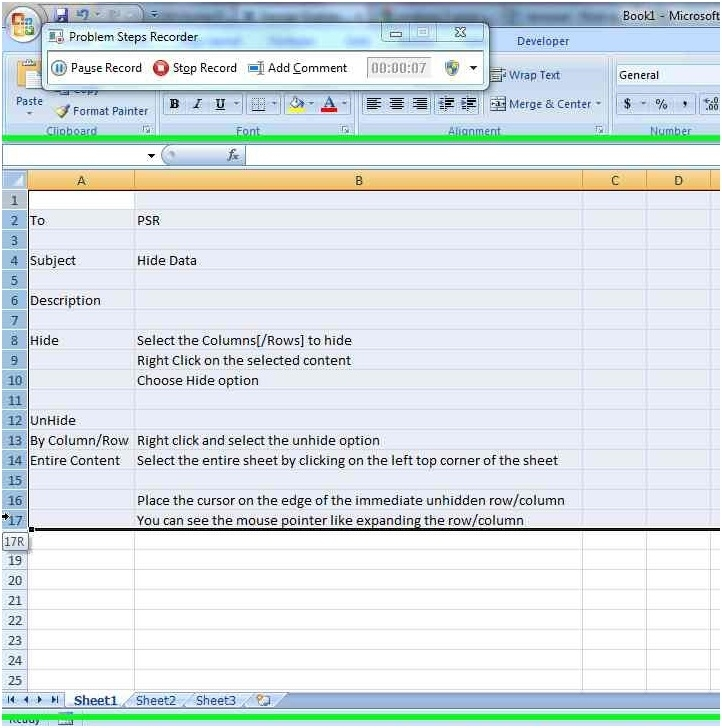 Hide Unhide Columns Excel 2010 Vba - Excel Worksheets In A Userform Hide And Unhide Ms 2007