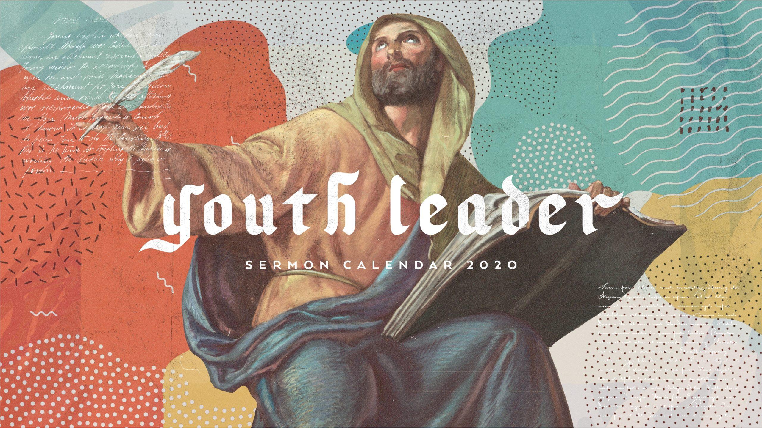 2020 Youth Sermon Calendar | Ministry Pass Sermon Series