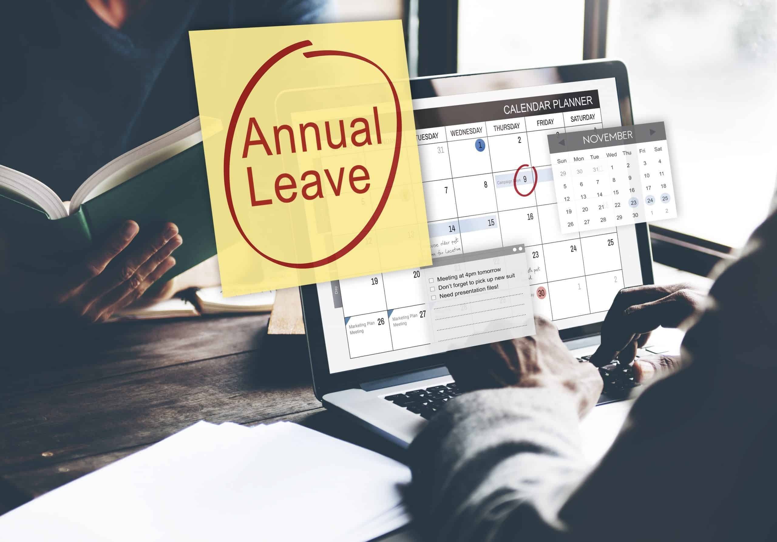 2021 Federal Leave Chart / Record / Calendar