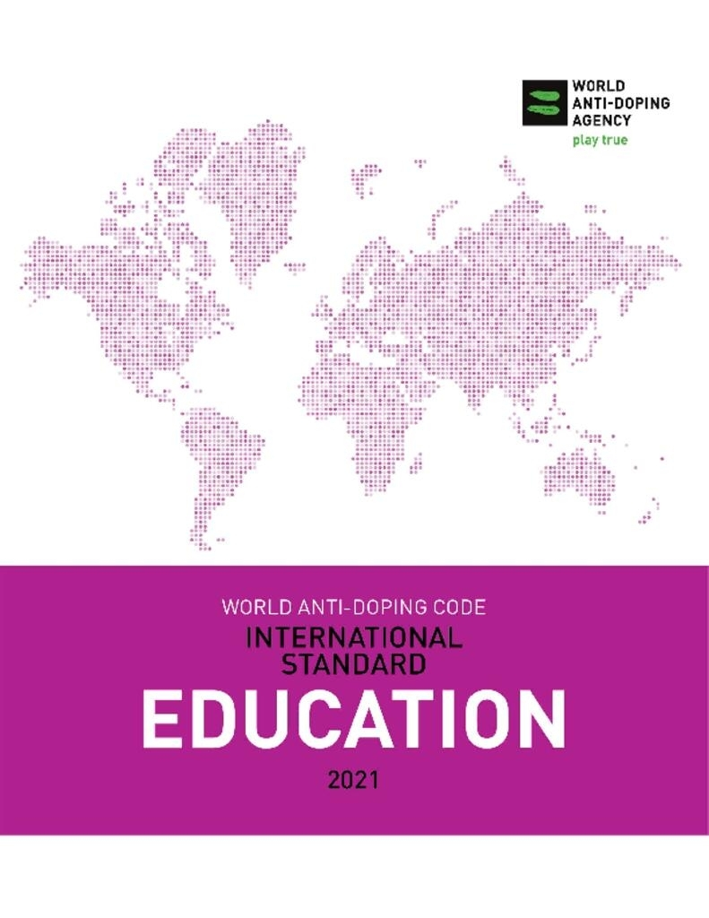 2021 International Standard For Education (Ise) | World Anti