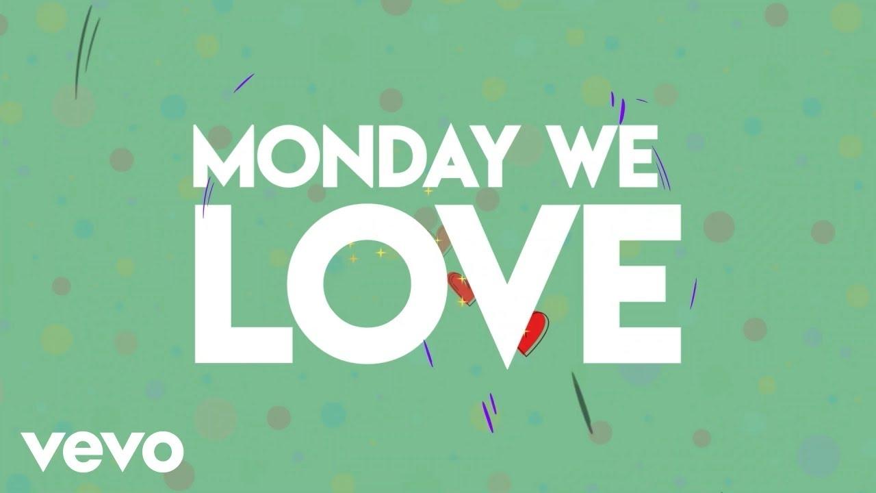 Alaine, Stonebwoy - Monday Through Sunday (Official Lyric Video)