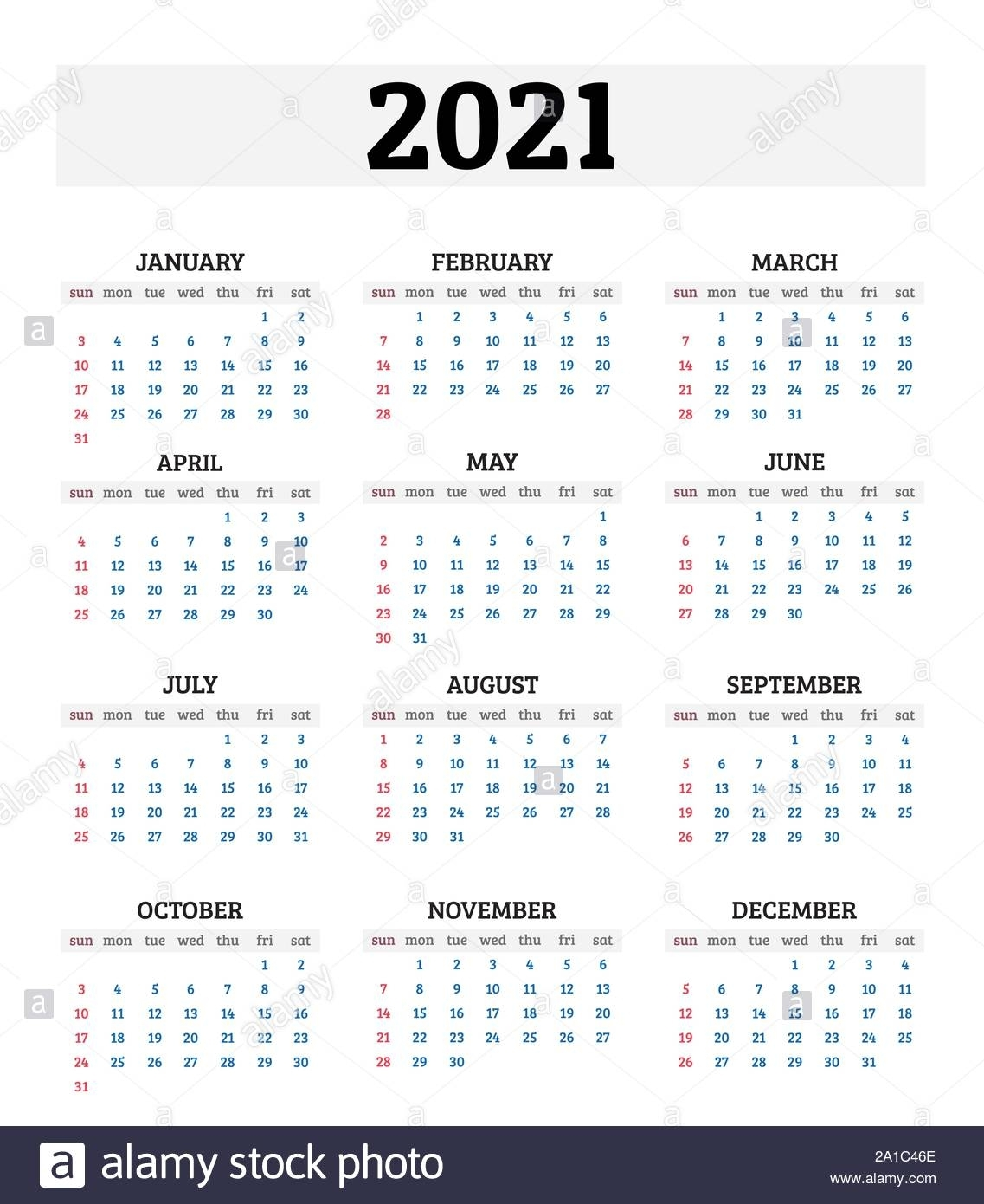 Annual Calendar High Resolution Stock Photography And Images