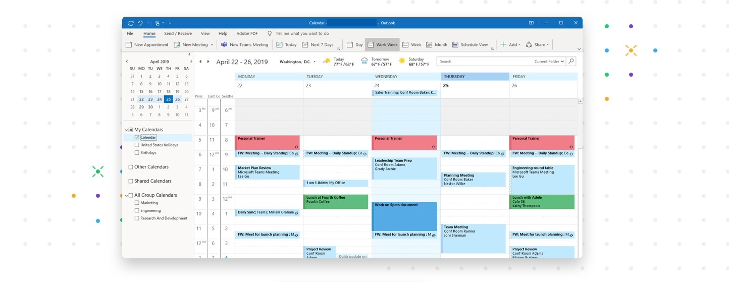 Automated Reminders Microsoft Outlook | Apptoto Integrations