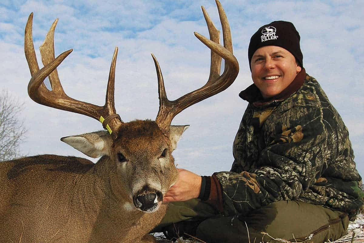 Barometric Pressure And Whitetail Movement - Midwest Outdoors
