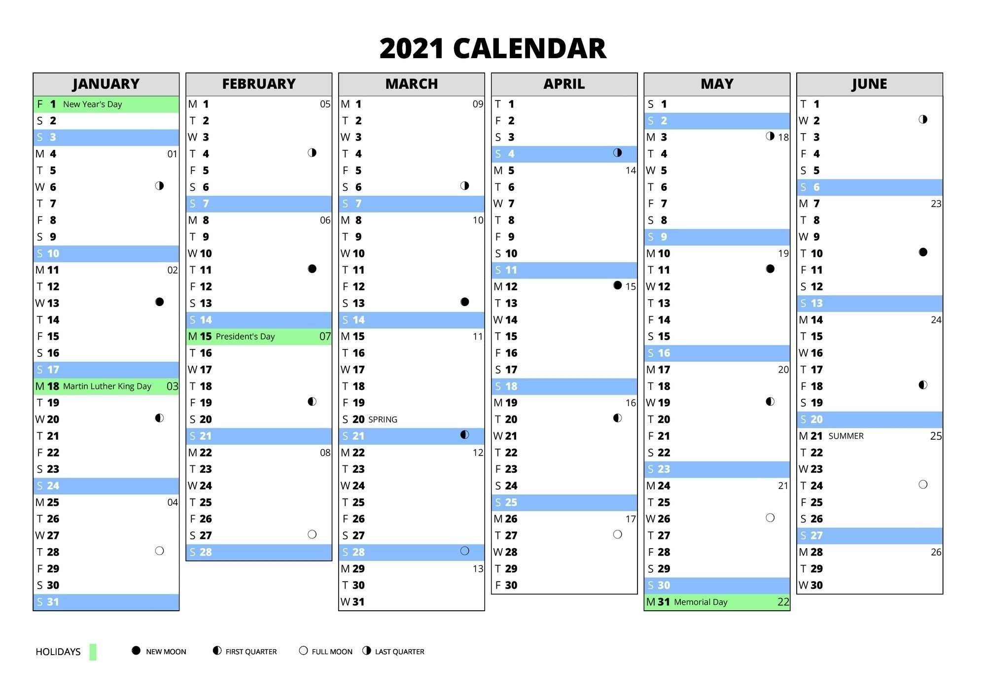 Calendar Year 365 Days In 2020 | Excel Calendar, Excel