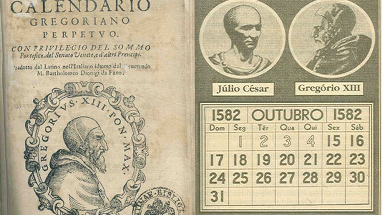 Calendario Gregoriano: La Noche Que Duró Diez Días