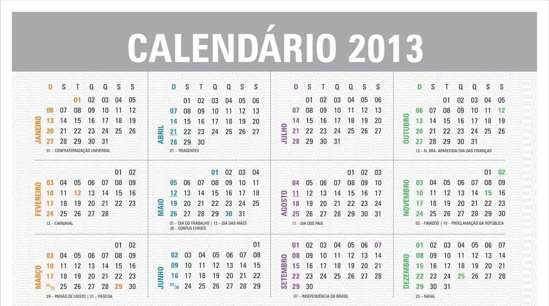 Calendário Janeiro - Feriados, Datas Comemorativas 2021