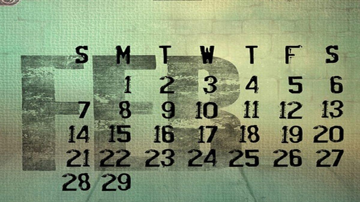 Calendario Juliano 2020 Di 2020