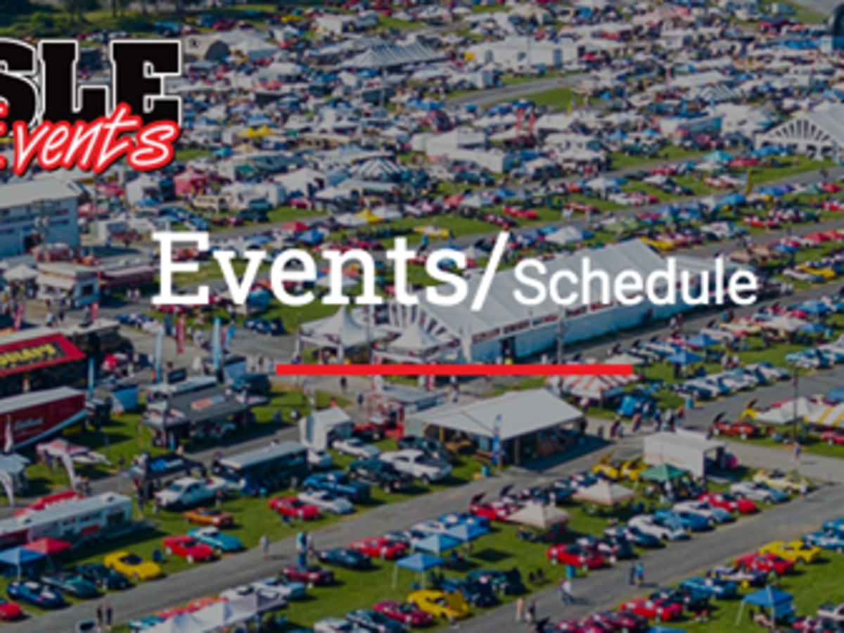 Carlisle Events Has Released Its 2020 Season Schedule - Old