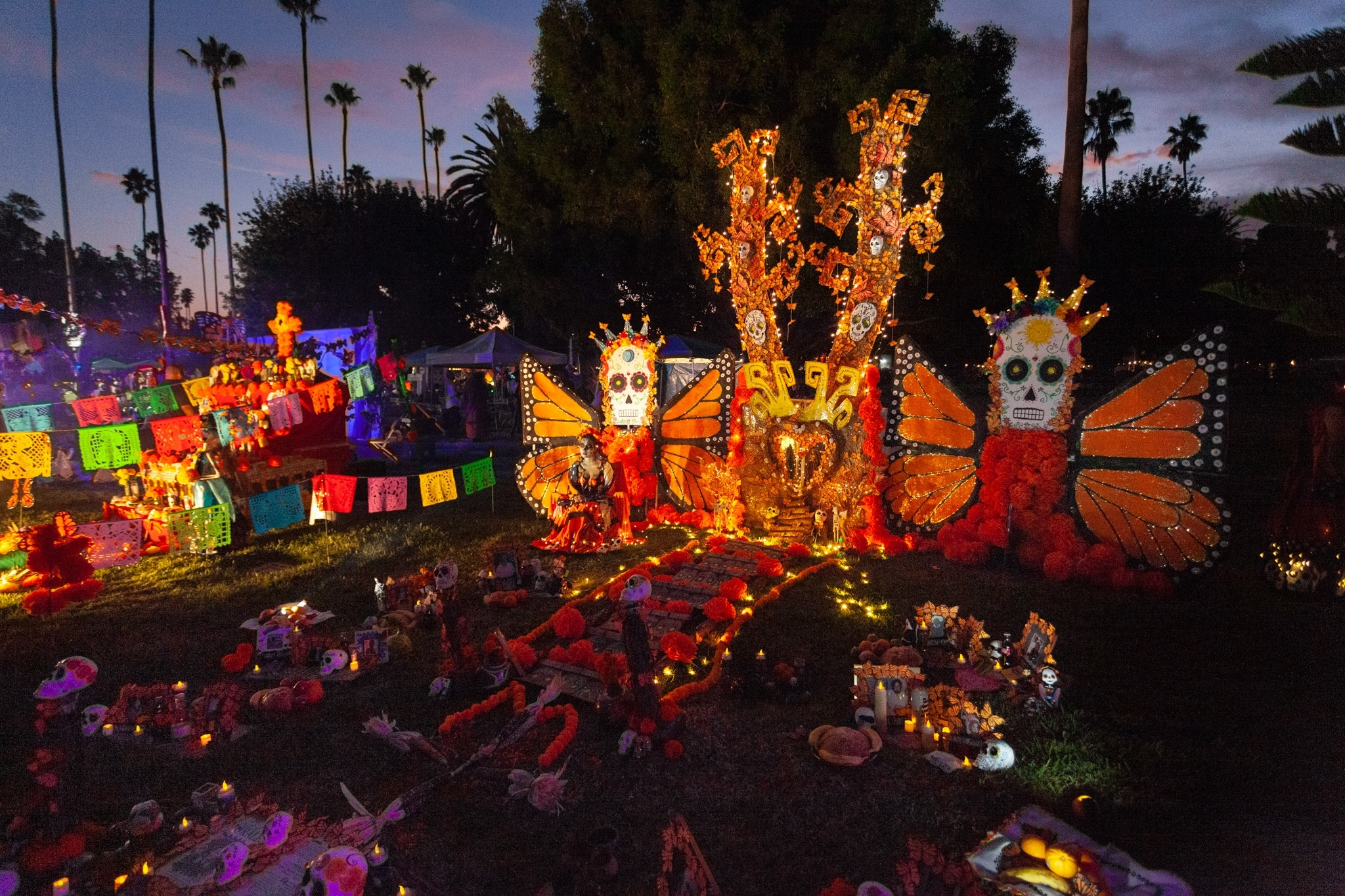 Celebrate Day Of The Dead In Los Angeles At These Virtual Events