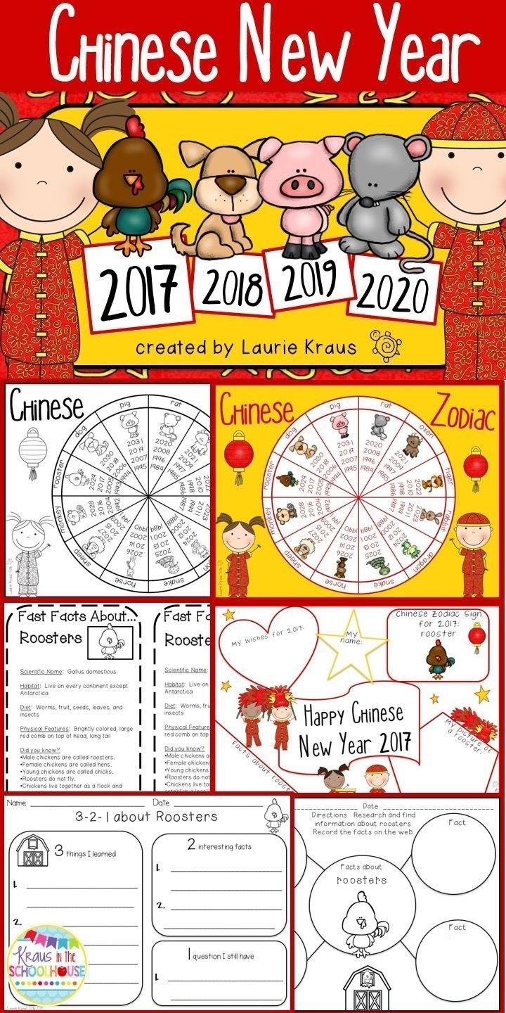 Chinese New Year 2021 Activities | Tpt Digital Activity