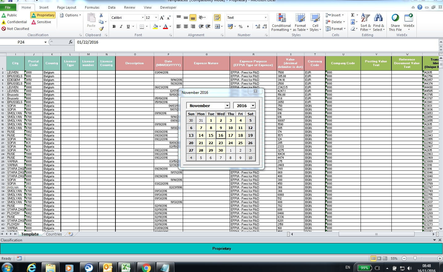 Copy Vba Code For Date Picker From Original Sheet To Copied