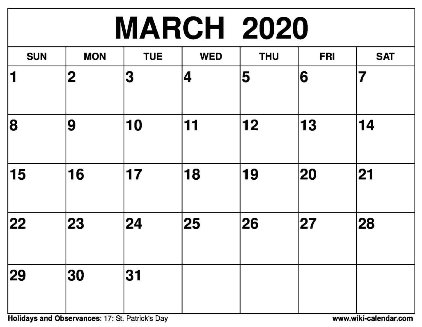 Create Your Free Calendars That I Can Edit And Print In 2020