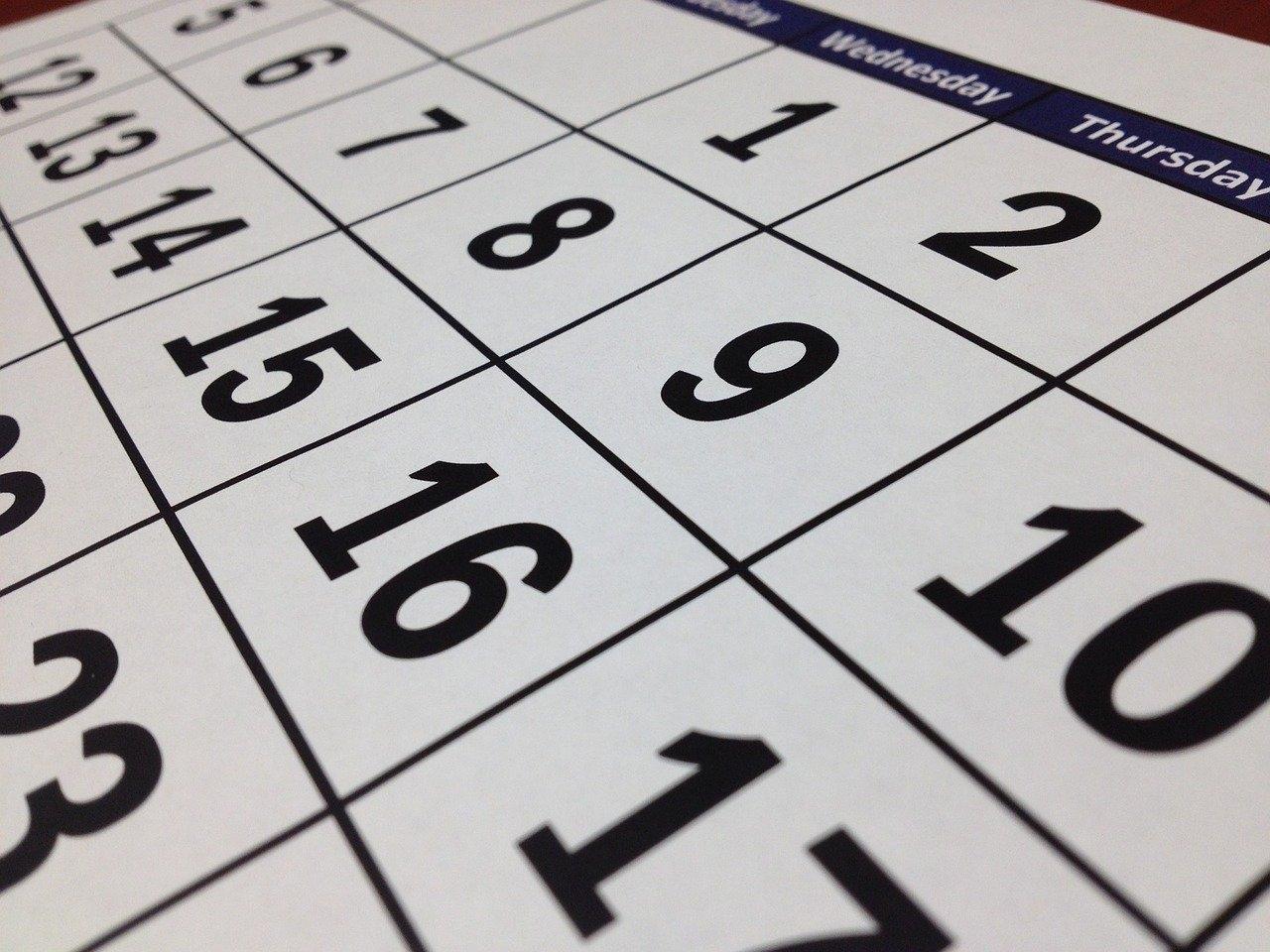 Cual Es El Día Más Largo De La Semana?